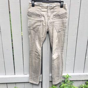 Helmut Lang Gray Pants Size 28